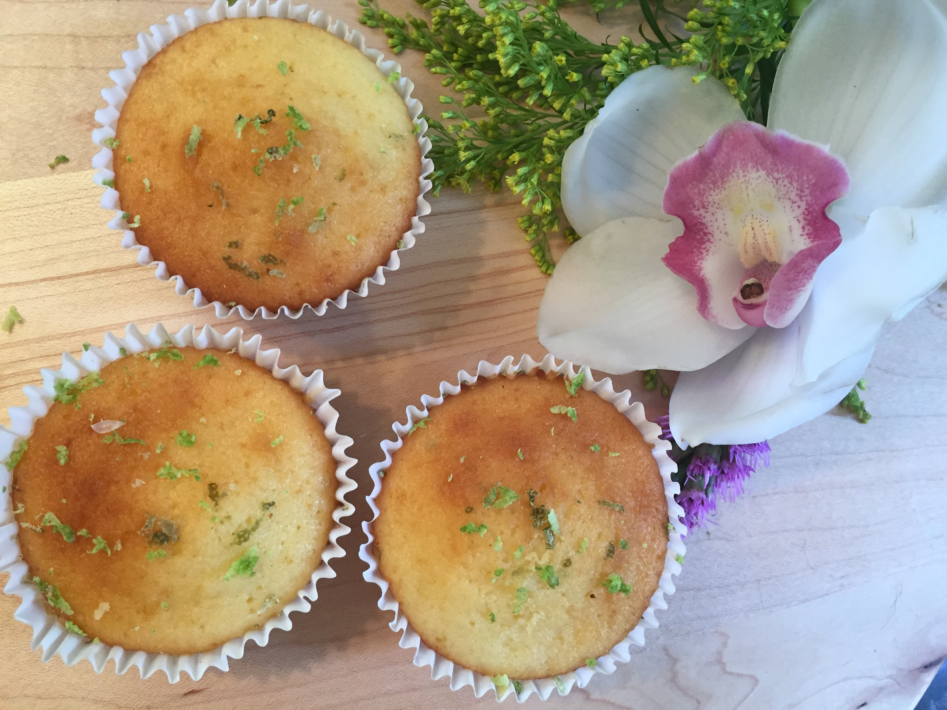 GIN & TONIC CUPCAKES RECIPE…